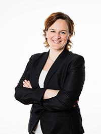Helene Schleicher, Senior manager, IT & Business Development